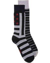 Frye - Americana Crew Socks - Lyst