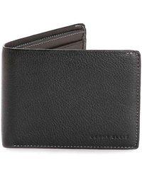 Perry Ellis Portfolio - Leather Passcase Bifold Wallet - Lyst