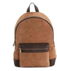 704510a5a5d ALDO - Allerona Leather Backpack - Lyst