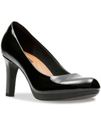 Clarks Adriel Viola Pumps - Black