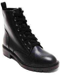 Steve Madden - Officer Combat Boot - Lyst