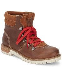 G.H.BASS - Nadine Hiking Boot - Lyst