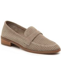 37b40473e1d Lyst - Lucky Brand Cozzmo Knotted Flat in Brown