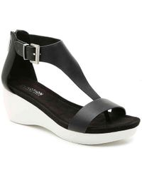 Kenneth Cole Reaction - New Gal Wedge Sandal - Lyst