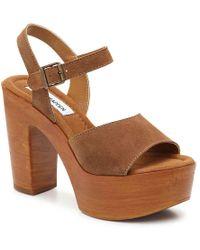 260560fc386 Lyst - Women s Steve Madden Platform heels On Sale