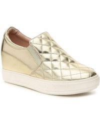Wanted - Brioches Wedge Sneaker - Lyst