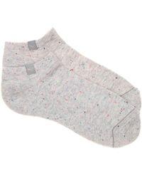 PUMA - Cushioned No Show Socks - Lyst