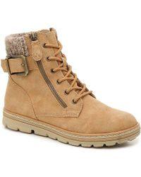 White Mountain Footwear - Kelsie Bootie - Lyst