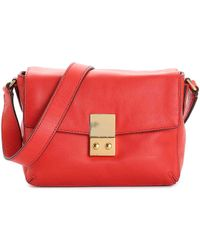 Cole Haan - Allana Leather Crossbody Bag - Lyst
