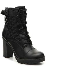 G by Guess - Gift Platform Bootie - Lyst