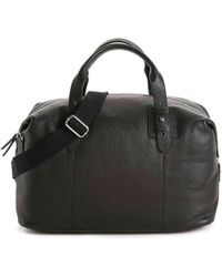 Cole Haan - Leather Weekender Bag - Lyst