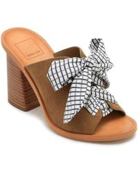 b0171e7f8b3 Lyst - Women s Dolce Vita Sandal heels On Sale