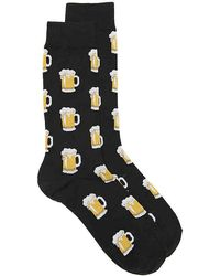 K. Bell - Beer Dress Socks - Lyst