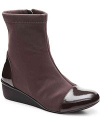 Ros Hommerson - Easton Wedge Bootie - Lyst