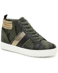 049512d6291 Steve Madden - Gusty Wedge Sneaker - Lyst