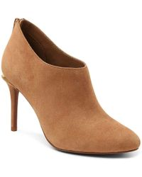 c4437ce817bb Lyst - Jeffrey Campbell The Everwell Bootie in Gray