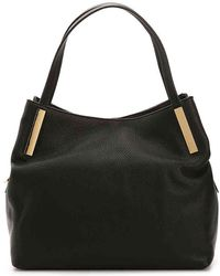 Vince Camuto - Teri Leather Shoulder Bag - Lyst