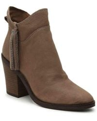 Lucky Brand - Pavel Western Bootie - Lyst