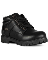 Lugz | Cairo Mid Work Boot | Lyst
