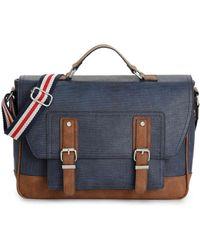 9e7b21e2a8f Lyst - ALDO Ankenbauer Messenger Bag in Gray for Men