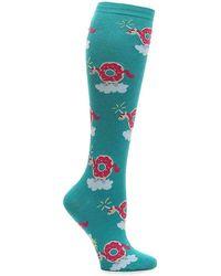 Sock It To Me - Donuticorn Knee Socks - Lyst