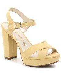 17132010e3 Women's Anne Klein Platform heels On Sale - Lyst