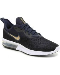 newest fecb8 cd8de Nike - Air Sequent 4 Running Shoe - Lyst