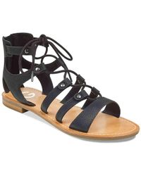 G by Guess - Hotsy Gladiator Sandal - Lyst