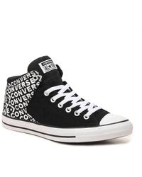 d7c7b0ebe6dc Converse - Chuck Taylor All Star Hi Street Word High-top Sneaker - Lyst