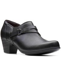 Clarks - Valarie 2 May Bootie - Lyst