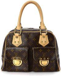Louis Vuitton | Manhattan Pm Satchel | Lyst