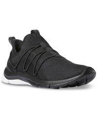 b52abd1c69e Reebok - Print Her 3.0 Lace (black porcelain) Women s Running Shoes - Lyst
