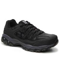 Skechers Work - Relaxed Fit Cankton Steel Toe Sneaker - Lyst
