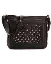 Carlos By Carlos Santana - Ace Pyramid Crossbody Bag - Lyst