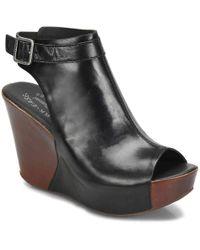 Kork-Ease - Berit Wedge Sandal - Lyst