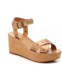 Chinese Laundry - Ozzie Wedge Sandal - Lyst