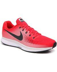 Nike - Air Zoom Pegasus 34 Lightweight Running Shoe - Lyst