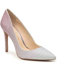 be324966ad3 Lyst - Jessica Simpson Fancy Women s Bainer Pump in Brown