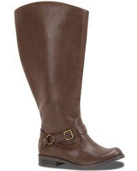 Easy Street - Quinn Extra Wide Calf Riding Boot - Lyst