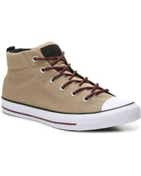47ccea7d75d2 Lyst - Converse Jack Purcell Leather Sneaker (unisex) in Brown for Men