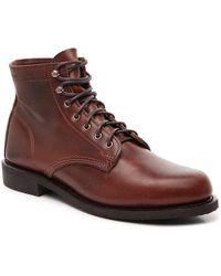 lyst wolverine kilometer boot in black for men