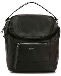 Perlina - Drew Leather Backpack - Lyst