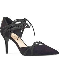 Nine West - Mayef Velvet Pump - Lyst