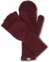 Converse - Flip Top Gloves - Lyst