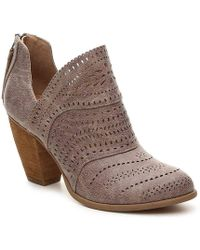 Not Rated - Note Bootie - Lyst