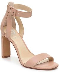 8d72341aeab1 Lyst - Vince Camuto Camylla Sandal in Blue