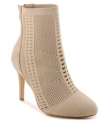 N.y.l.a. | Knitted Bootie | Lyst