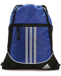 adidas - Alliance Ii Sackpack - Lyst 2147ac0557