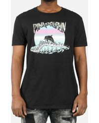 Pink Dolphin - Open Tour Tee - Lyst