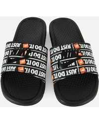 9a4aef9d270dd Lyst - Nike Benassi Jdi W in Pink for Men